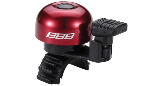 BBB EasyFit BBB-12 Klingel rot
